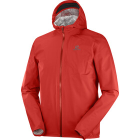 Salomon Bonatti WP Jacket Men goji berry